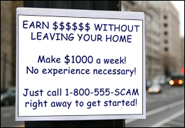 Announcement; Earn $$$$ without leaving your home